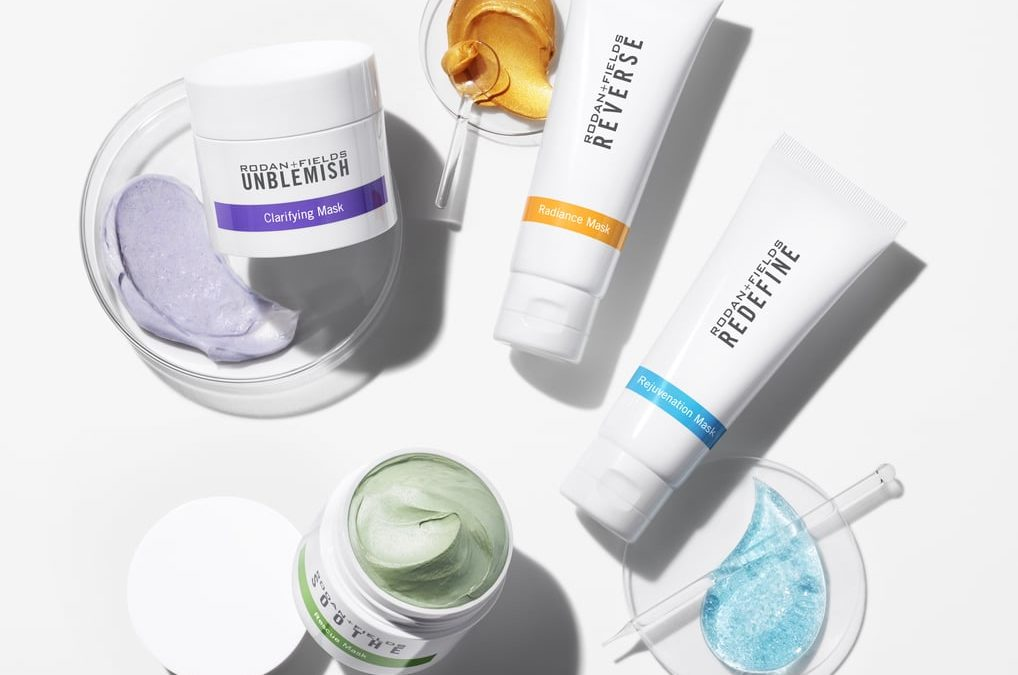 Rodan + Fields New Masks, and Yes They Do Feel Good on Your Face